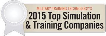 2015 top simulation and training companies